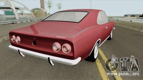 Chevrolet Opala 1975 para GTA San Andreas