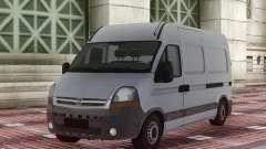 Opel Movano para GTA San Andreas