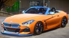 BMW Z4 2019 V2 para GTA 4