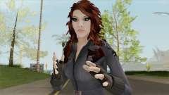 Black Widow Shield (Iron-Man 2) para GTA San Andreas