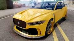 GTA V Ocelot Jugular IVF para GTA San Andreas