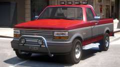 Vapid Sadler Single Cab para GTA 4
