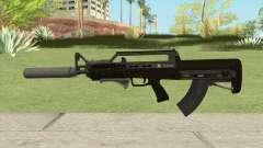 Bullpup Rifle (Three Upgrades V7) GTA V para GTA San Andreas
