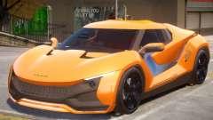 Tamo Racemo 2018 para GTA 4