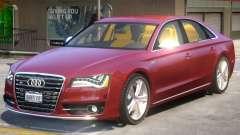 Audi S8 V1.2 para GTA 4