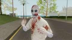 Zombie V17 para GTA San Andreas