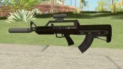 Bullpup Rifle (Two Upgrades V9) GTA V para GTA San Andreas