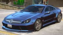 Mersedes Benz SL65 V2 para GTA 4