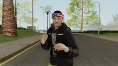 Skin Random 245 (Outfit Biker) V1 para GTA San Andreas