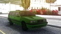 Volvo 850R 1997 Green para GTA San Andreas