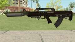 Bullpup Rifle (Two Upgrades V3) GTA V para GTA San Andreas