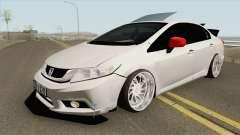 Honda Civic 2015 (Turkish Job)