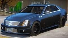 Cadillac CTS-V Improved para GTA 4