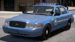 Ford Crown Victoria Military Police para GTA 4