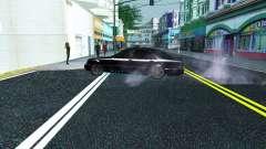 Nuevos sonidos de maquinaria y armas de fuego para GTA San Andreas