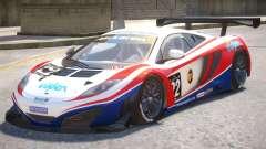 McLaren MP4 PJ1 para GTA 4