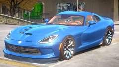 Dodge Viper SRT R1 para GTA 4