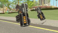 Strogg Blaster (QUAKE 2) para GTA San Andreas
