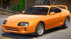 Toyota Supra RZ (NFS Carbon) para GTA 4