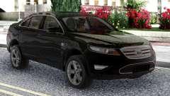 Ford Taurus SHO 2010 Black Original para GTA San Andreas