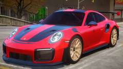 2018 Porsche 911 GT2 RS v1.3 para GTA 4