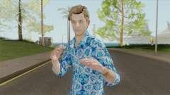 Ethan Winters (Batik Style) V2 para GTA San Andreas