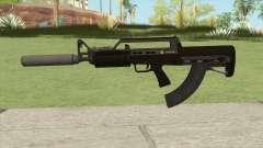 Bullpup Rifle (Two Upgrades V8) GTA V para GTA San Andreas