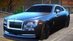 Rolls Royce Wraith V2 para GTA 4