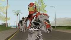 Iron Man 2 (Ultimate) V2 para GTA San Andreas
