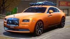 2014 Jon Olsson Rolls Royce Wraith para GTA 4