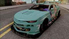 Chevrolet Camaro SS 2017 Custom Kit para GTA San Andreas