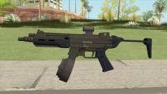 Hawk And Little SMG (Two Upgrades V2) GTA V para GTA San Andreas