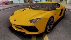 Lamborghini Asterion LPI 910-4 Concept 2015