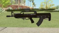 Bullpup Rifle (Three Upgrades V1) GTA V para GTA San Andreas