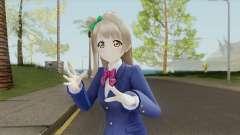 Kotori Minami (Love Live) Project Japan para GTA San Andreas