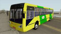 Kurtc Low Floor Bus para GTA San Andreas
