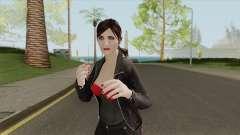 Amanda (GTA V The Lost) para GTA San Andreas