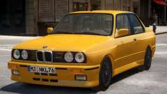 BMW M3 E30 v2.1 para GTA 4