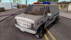 Chevrolet G20 1988 Hometown Police para GTA San Andreas