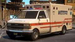 Ambulance Westdyke EMS