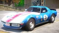 Chevrolet Corvette C3 Sunray DX para GTA 4