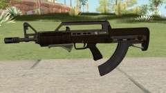 Bullpup Rifle (With Grip V2) GTA V para GTA San Andreas