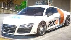 Audi R8 PJ2 para GTA 4