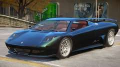 Infernus Improved para GTA 4
