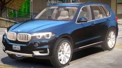 BMW X5 V2 para GTA 4