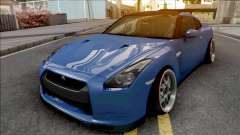 Nissan GT-R Spec V Stance