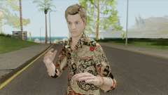 Ethan Winters (Batik Style) V5 para GTA San Andreas
