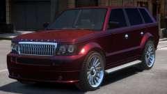 New Huntley Sport Interior para GTA 4
