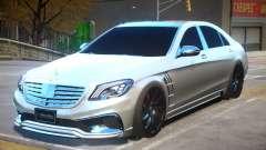 Mersedes Benz Wald para GTA 4