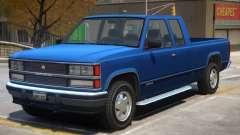 Declasse 1500LX Yosemite Club Cab para GTA 4